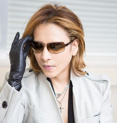 yoshikiのすっぴんが鬼ブサイク!?韓国人風で目が斜視…。【スッピンひどい画像アリ】